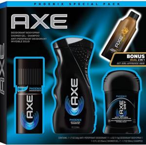 Axe Gift Set Coupons