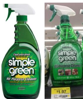 Simple Green Walmart Deal Free 1 00 Money Maker Living Rich