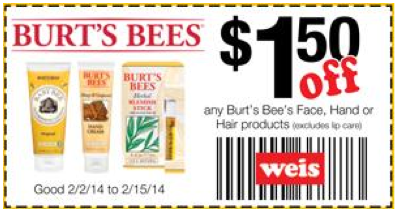2f5bb306a Burt s Bees Coupons -  4.50 in NEW Burts Bees Coupons -Living Rich ...