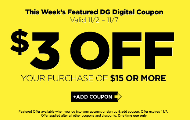 dollar general food coupons