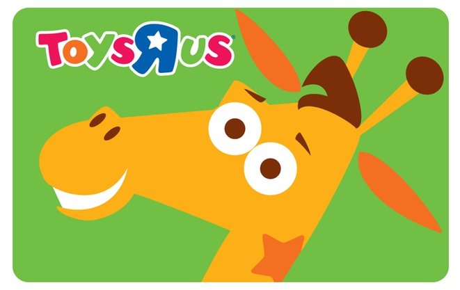 Toys R Us Gift Card - Buy $25 Get $5 Groupon Bucks -Living Rich ...