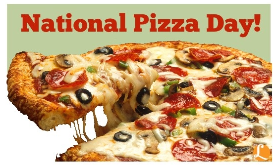 National Pizza Day – Coupons, Deals & Rebates! | Living Rich With Coupons®
