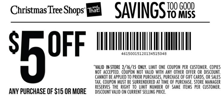 screen shot 2015 02 16 at 101001 am print christmas tree shops coupon - Christmas Tree Shop Printable Coupon