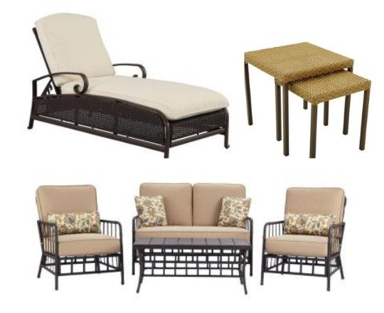 Home Depot Outdoor Furniture Clearance  sc 1 st  Living Rich with Coupons & Home Depot Outdoor Furniture Clearance - 75% off -Living Rich With ...