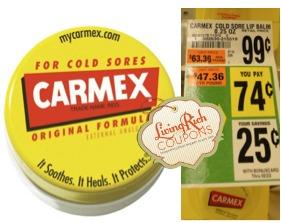 Carmex Lip Balm Giant Deal