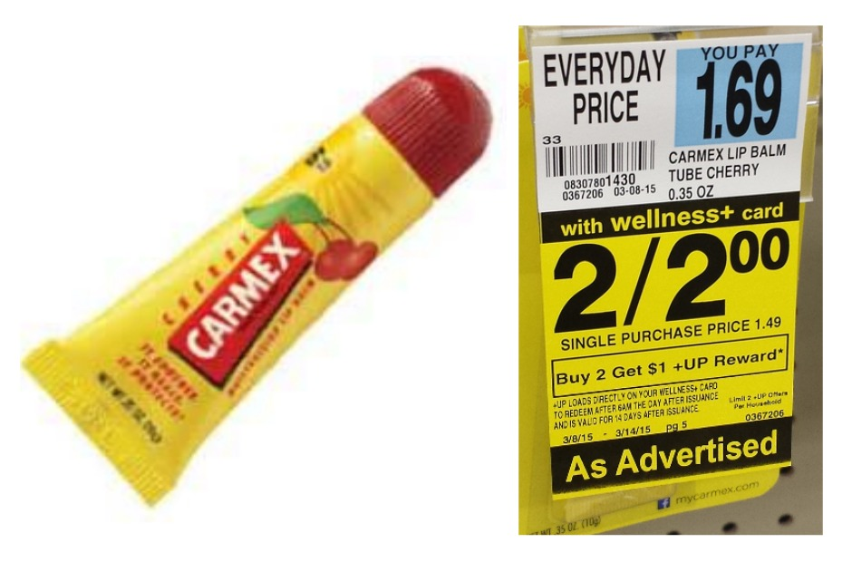 Carmex Lip Balm Just $0.20 at Rite Aid! | Living Rich With ...