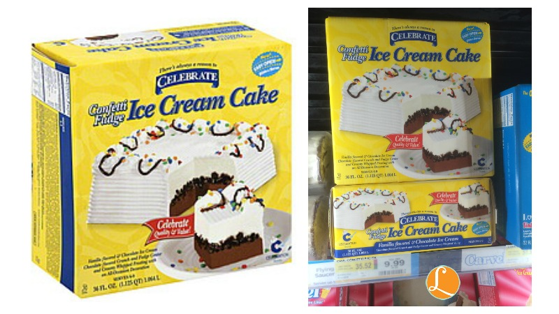 Acme Carvel Ice Cream Cake