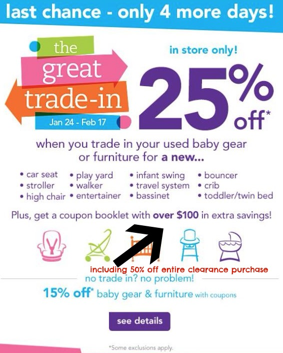 image relating to Printable Toys R Us Coupons called Toddlers r us automobile seat coupon - Anchorage chrysler jeep dodge
