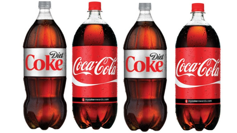 graphic regarding Coke Printable Coupons identify Coca-Cola Coupon - Conserve $1.00 off (3) 12-packsLiving Prosperous