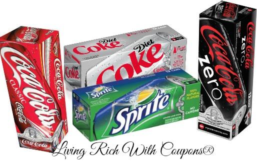 Soda Coupon - Coke Product 12 Packs Just $2 00 at CVS