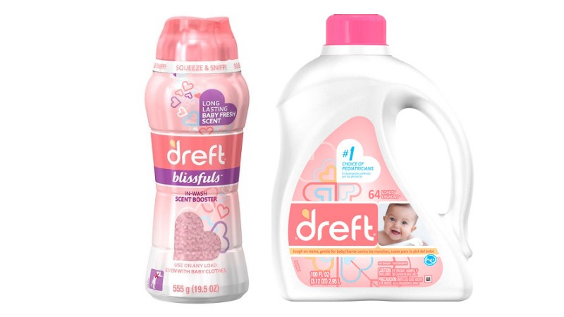 photograph about Dreft Printable Coupons called 3 Fresh Dreft Discount coupons - Preserve $6 + Discounts at Aim Walmart