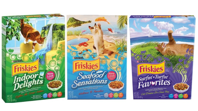 Friskies Wet Cat Food Recall