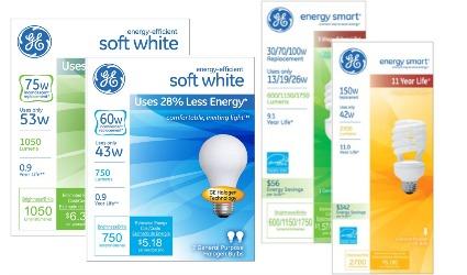 Ge Light Bulbs. GE Light Bulb Coupon Photo