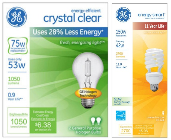 GE Light Bulb Coupon Pictures Gallery