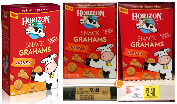 Horizon Organic Snacks Coupon - Only $1.24 at Walmart + Publix ...