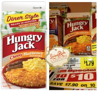 Hungry Jack Hash Brown Potatoes Weis Deal