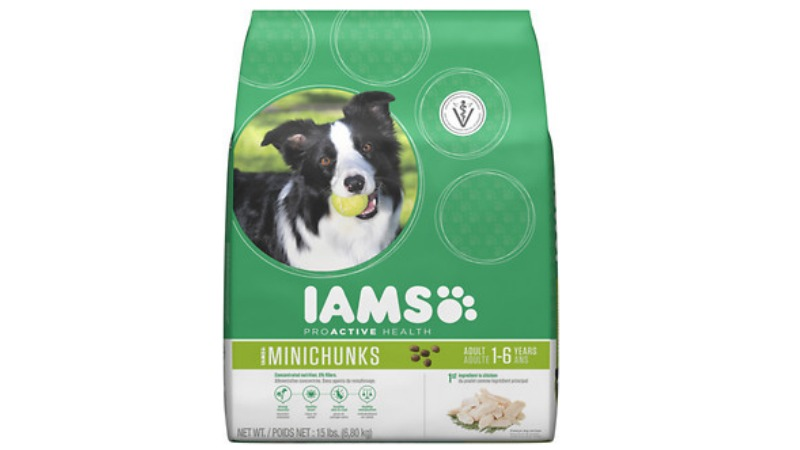 Discount coupons for iams dog food