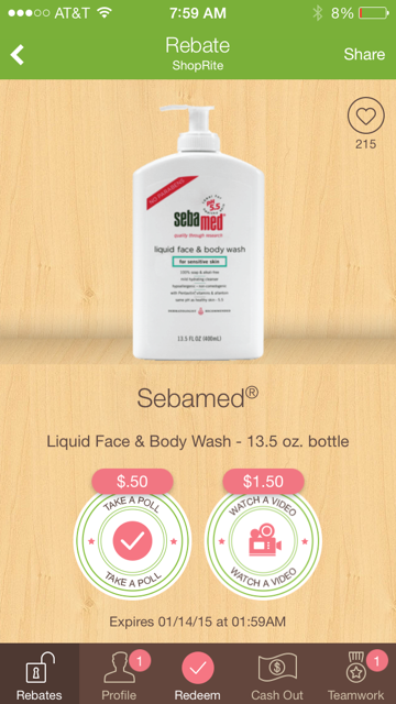 Sebamed Coupon - FREE at ShopRite!Living Rich With Coupons®