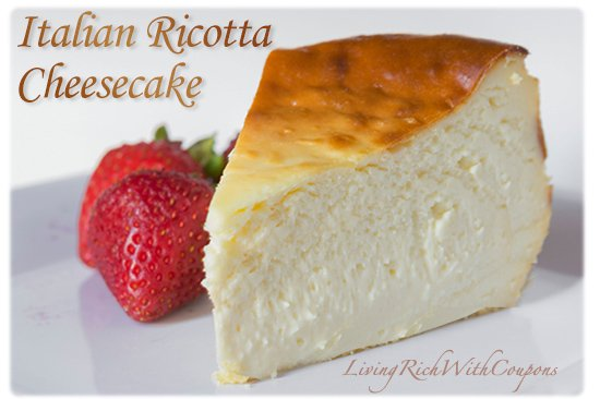 How To Make Ricotta Cheese Cake At Home
