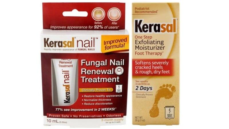 2 New Kerasal Foot Care Coupons - Save $6 + Deals at Walmart ...