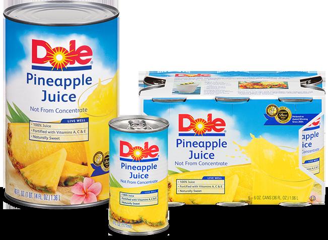 $1.50 Off (2) Dole Pineapple