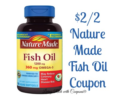 Nature Made Fish Oil Costco