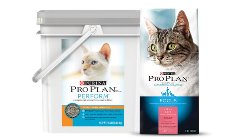 Purina Pro Plan Coupon - Save $10 - FREE at PetcoLiving Rich