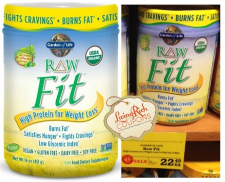 garden of life fit. Garden Of Life Raw Fit Whole Foods Deal - 56% Off