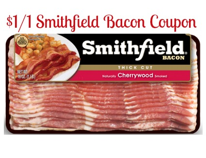 Smithfield Bacon Coupon 1 00 Off Smithfield Bacon Coupon Living Rich With Coupons 174