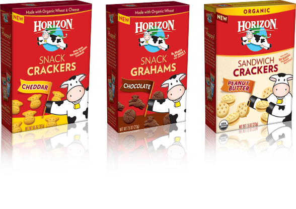 Horizon Organic Snack Coupon - Buy One Get One FreeLiving