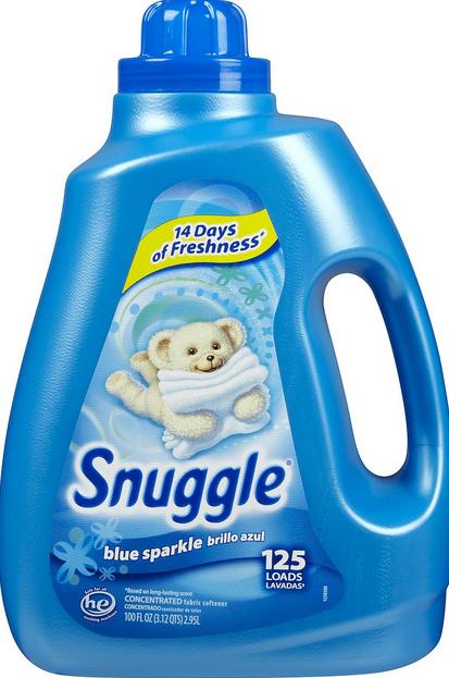 Snuggle Coupon - $1 00 off Snuggle Liquid Fabric Softener
