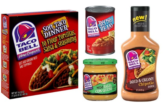 Taco Bell Seasoning Mix