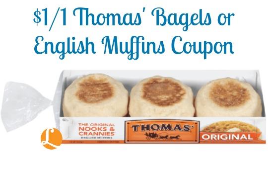 coupon thomas english muffins