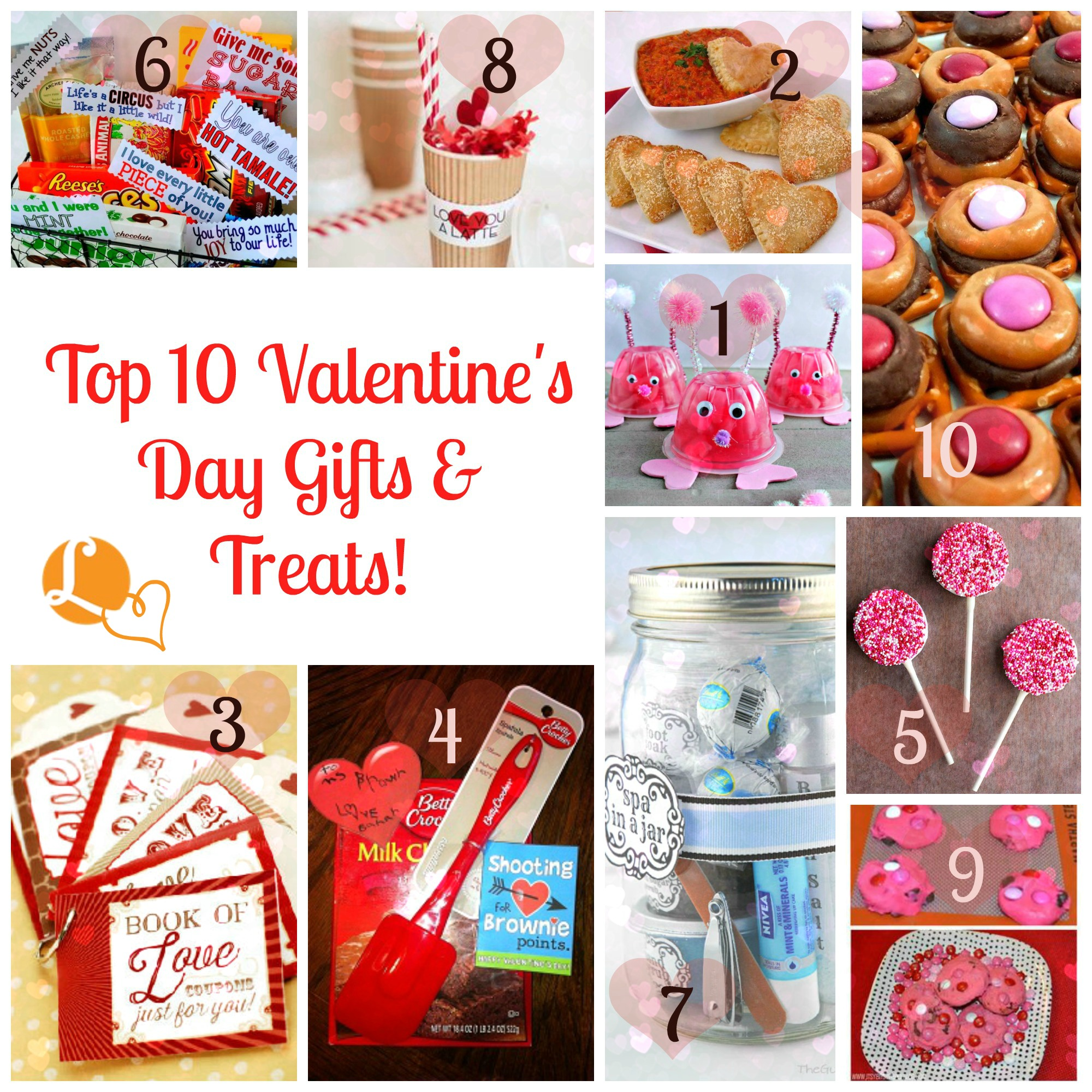 top 10 valentine's day gifts & treats! | living rich with coupons, Ideas