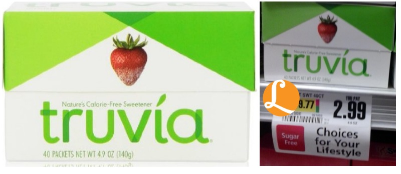 picture about Truvia Coupon Printable called Truvia Coupon - Cost-free Truvia Sweetener at ShopRite! -Residing