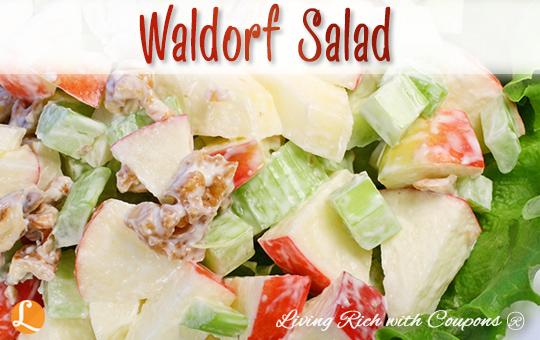 waldor salad recipe