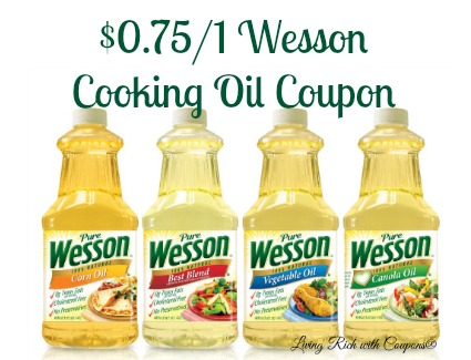 coupon cooking oil