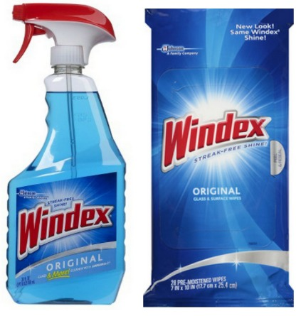 Windex Coupon Save 1 00 On Any Windex Productliving Rich With